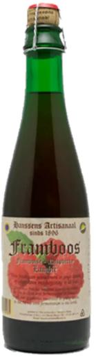 Hanssens Framboos 375ml