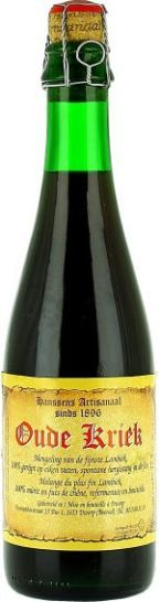 Hanssens Oude Kriek 375ml Lambic