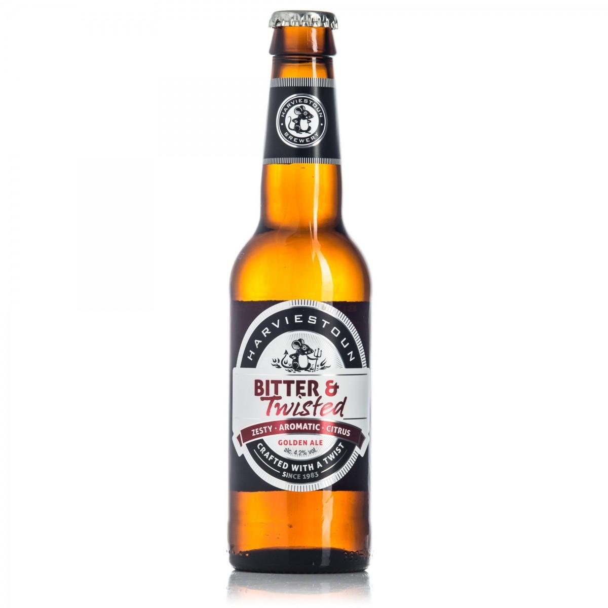 Harviestoun Bitter & Twisted 330ml Blond Ale
