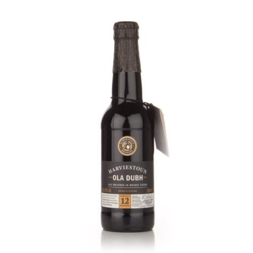 Harviestoun Ola Dubh 12 330ml Old Ale