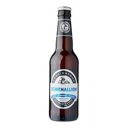 Harviestoun Schiehallion 330ml Pilsen