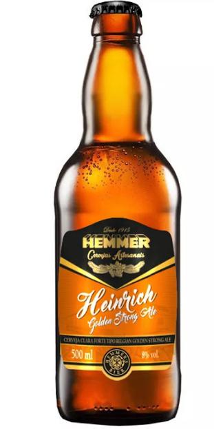 Hemmer Heinrisch 500ml Golden Strong Ale