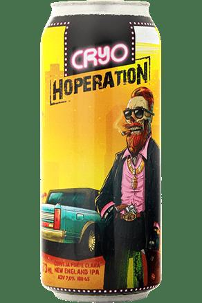 Heroica Cryo Hoperation Lata 473ml NE IPA