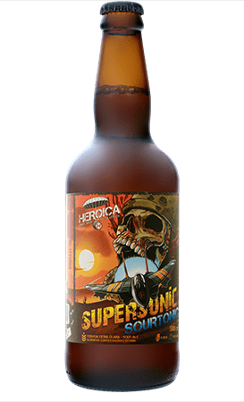 Heroica Supersonic Sourtonic 500ml