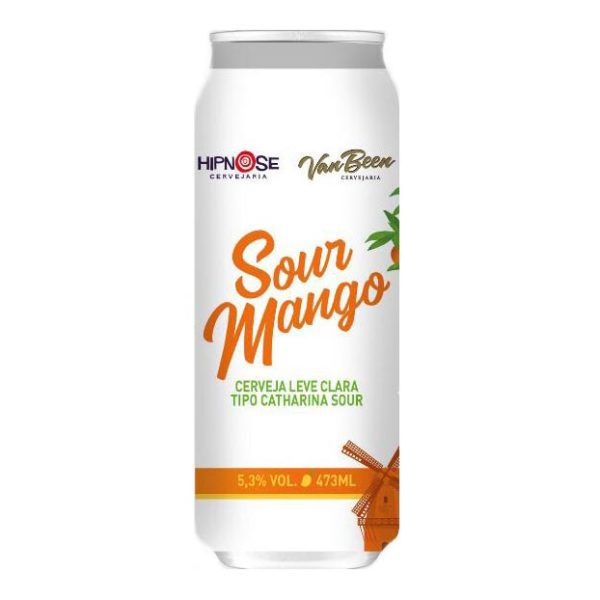 Hipnose / Van Been Sour Mango 473ml Catharina Sour