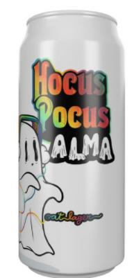 Hocus Pocus Alma Lata 473ml Oat Lager