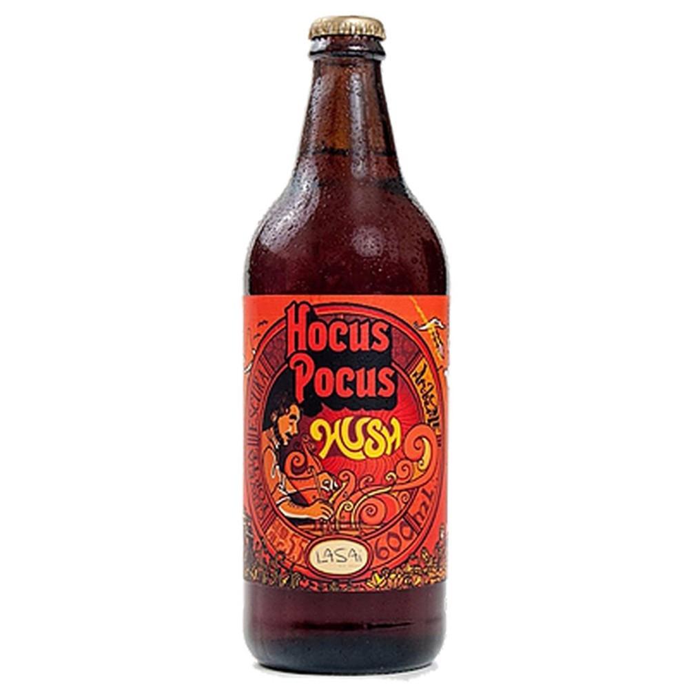 Hocus Pocus Hush 500ml Amber Ale