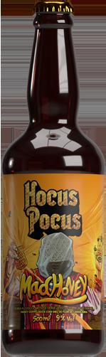 Hocus Pocus Mad Honey Doppelbock com Mel de Flor de Laranjeira 500ml