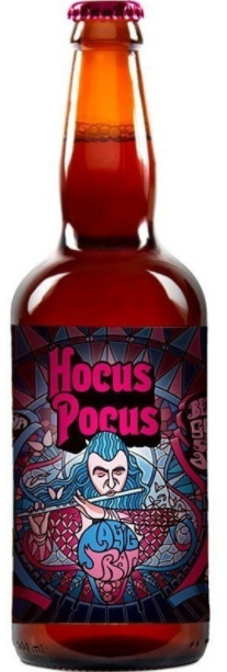 Hocus Pocus Magic Trap 500ml Belgian Strong Golden Ale