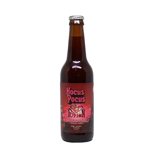 Hocus Pocus Red Potion 355ml Berliner Weiss
