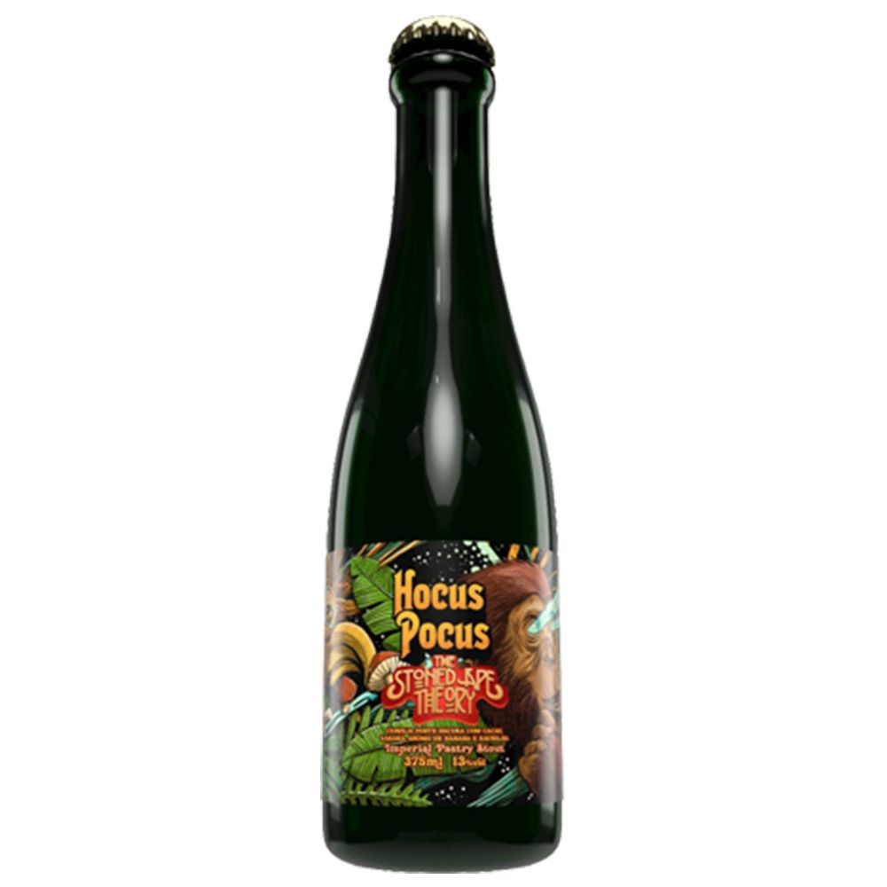 Hocus Pocus The Stoned Ape Theory imperial Stout 375ml
