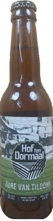 Hof Ten Dormaal Zure Van Tildonk 330ml Wild Ale
