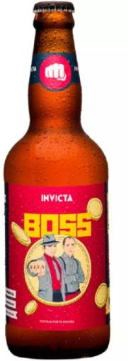 Invicta Boss 500ml Imperial IPA