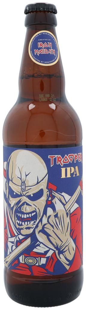 Iron Maiden Trooper IPA 500ml
