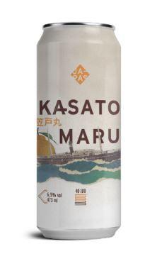 Japas Kasato Maru Lata 473ml c/ Dekopon NEIPA
