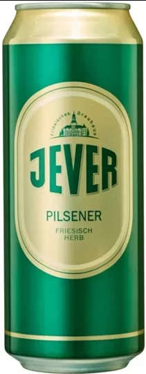 Jever Pilsener Lata 500ml
