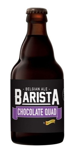 Kasteel Barista Chocolate Quad 330ml