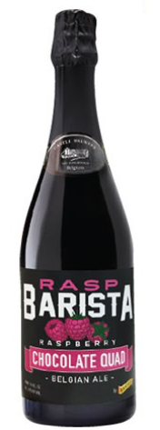 Kasteel Rasp Barista Chocolate Quad 750ml
