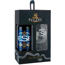 Kit Fullers ESB 500ml  + Copo Fullers 500ml