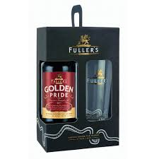 Kit Fullers Golden Pride   + Copo Fullers 500ml