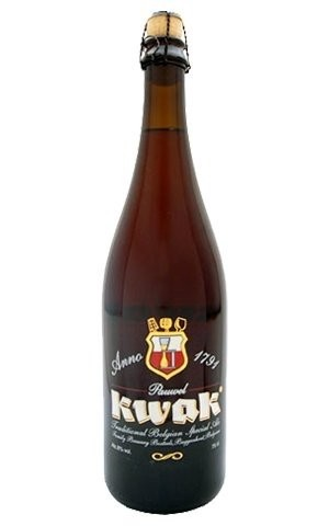 Pauwel Kwak 750ml  Belgian Golden  Strong  Ale