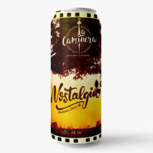 La Caminera Nostalgia Lata 473ml American Sour Ale