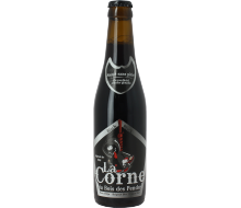 La Corne Black 330ml  Belgian Dark Strong Ale