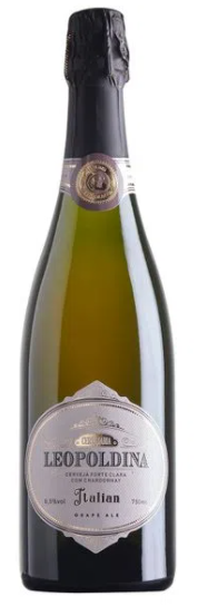 Leopoldina Italian Grape ALe 750ml