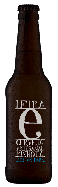 Letra & Minhota Belgian Dark Strong Ale  330ml