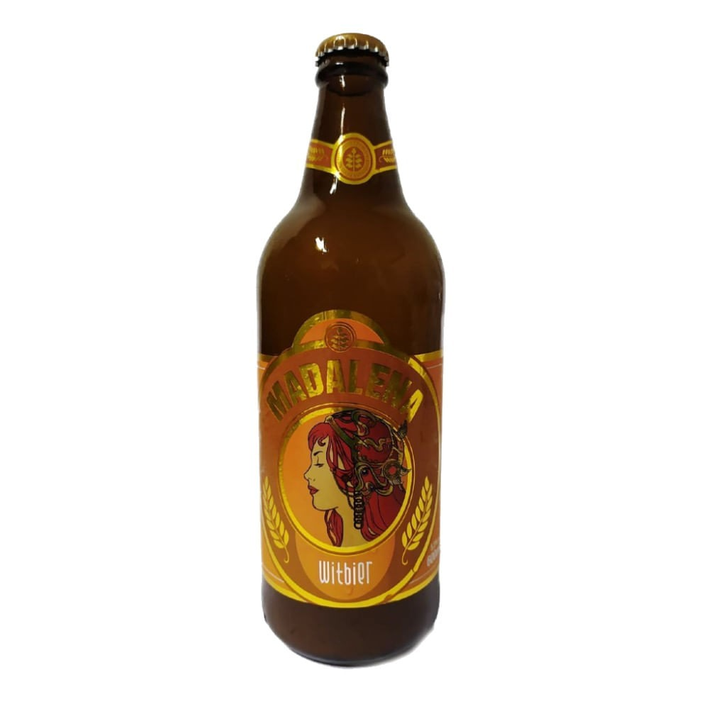 Madalena Witbier 600ml