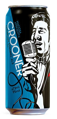 Mafiosa Crooner American Strong Ale Lata 473ml