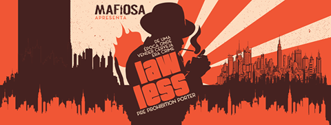 Mafiosa Lawless Pre-Prohibition Porter 500ml