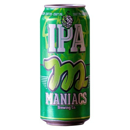 Maniacs IPA Lata 473ml