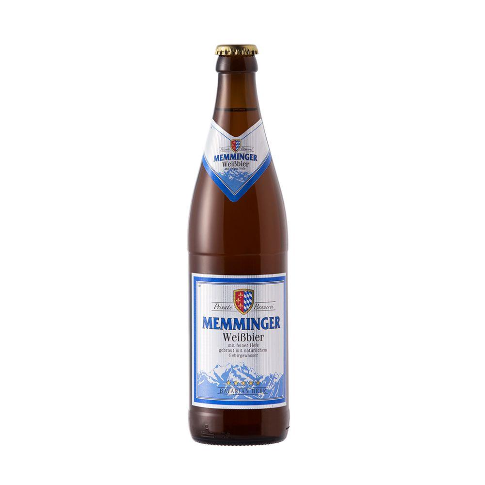 Memminger Weissbier - 500ml