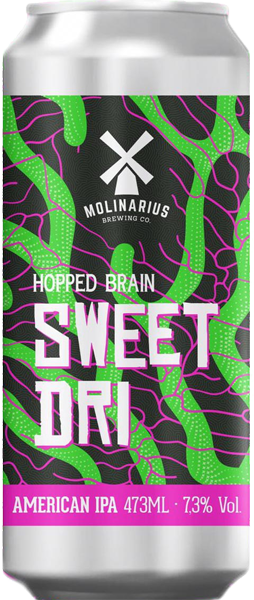 Molinarius Sweet Dri IPA Lata 473ml