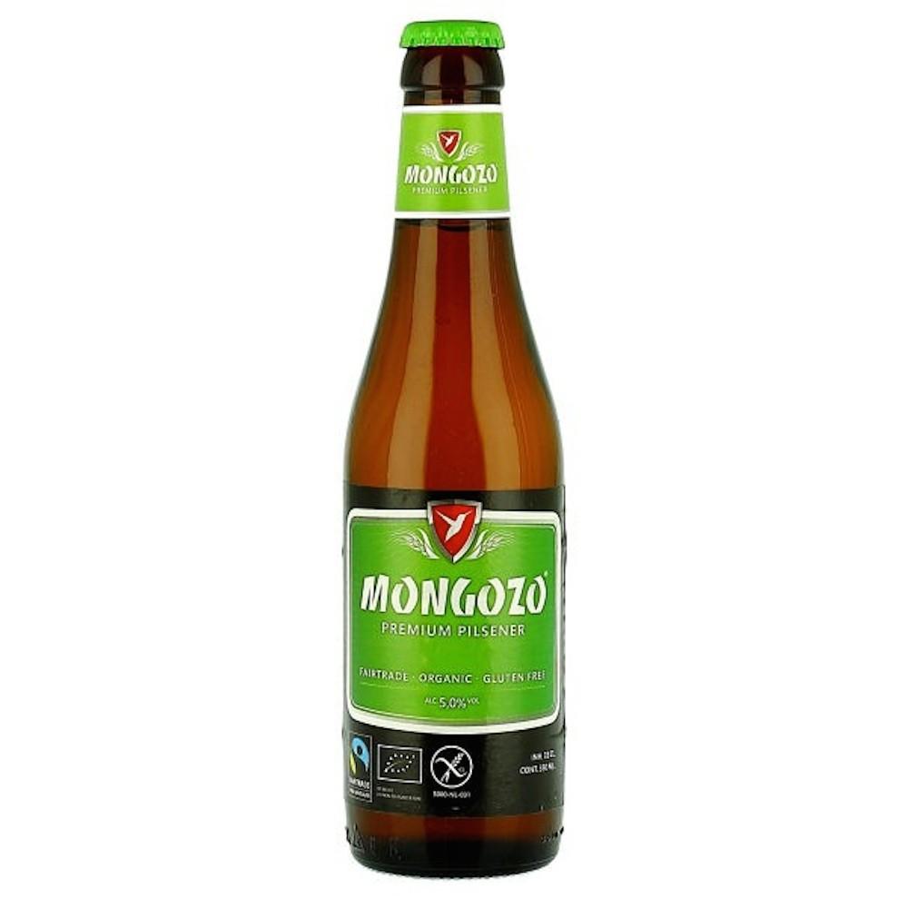 Mongozo Premium 330ml Pilsen Sem Glúten