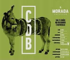 Morada Cia. Etílica CDB 355ml Gose