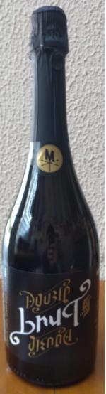 Morada Cia Etílica Double Brut Vienna 5 Anos 750ml Bière Brut