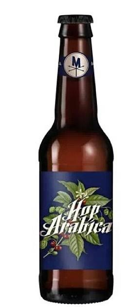 Morada Cia Etílica Hop Arábica 355ml Blonde Ale
