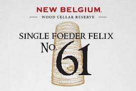 New Belgium Single Foeder felix  61 375ml American Wild Ale