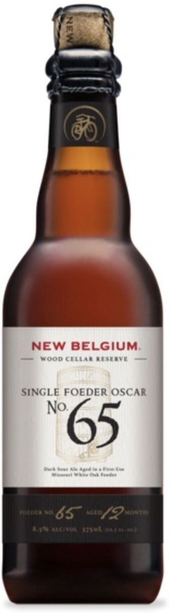 New Belgium Single Foeder Oscar 65 375ml American Wild Ale