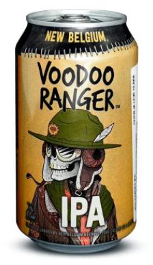 New Belgium Voodoo Ranger Lata 355ml India Pale Ale VALIDADE 18/10/2020