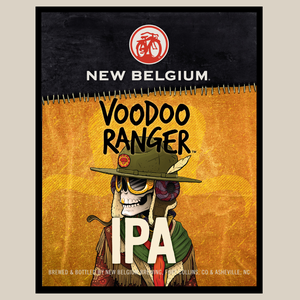 New Belgium Voodoo Ranger Lata 355ml IPA