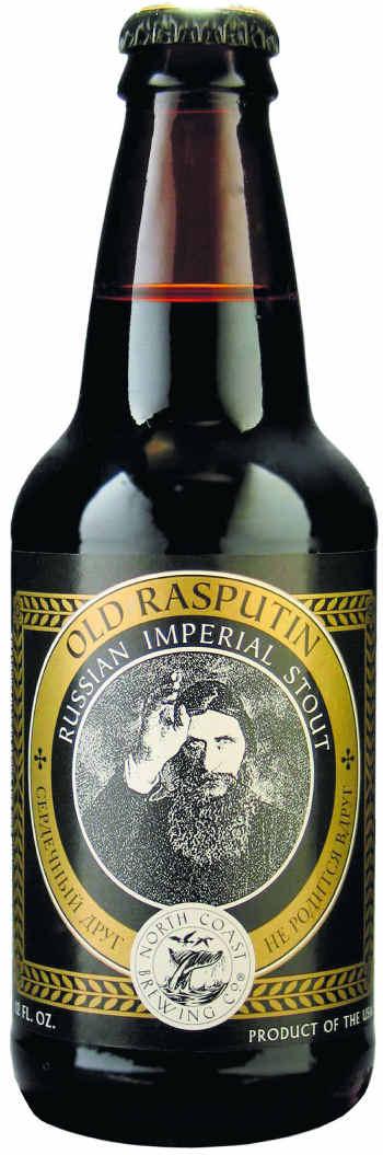 North Coast Old Rasputin 355ml Imperial Stout