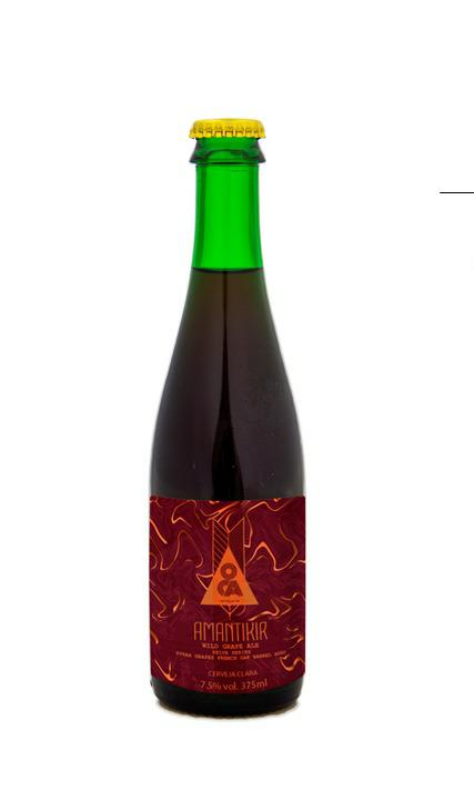Oca Amantikik Wild Grape Ale 375ml