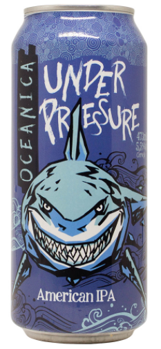Oceânica Under Pressure American IPA Lata 473ml