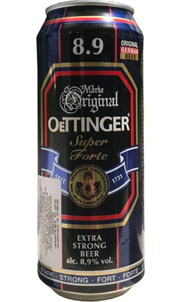Oettinger Extra Strong Lata 500ml