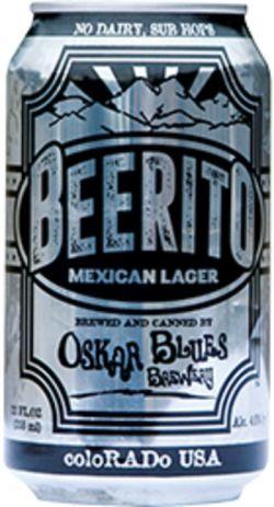 Oskar Blues Beerito 355ml Vienna Lager