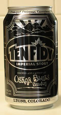 Oskar Blues Ten Fidy 355ml Imperial Stout