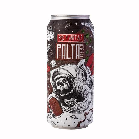 Palta Red Planet Ale Lata 473ml